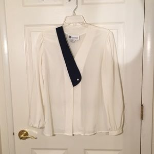 Vintage Pierre Balmain Luxury item blouse